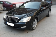 MERCEDES S 320 CDI 4 MATIC